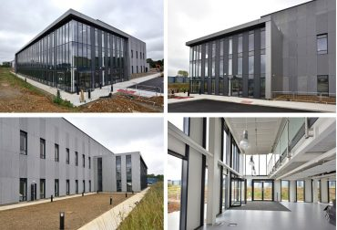 Dortech Architectural Systems Ltd. First Project over the line for the M+W Group