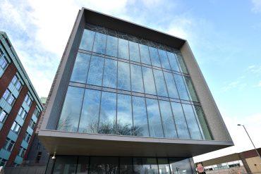 Schuster Annex, Manchester University