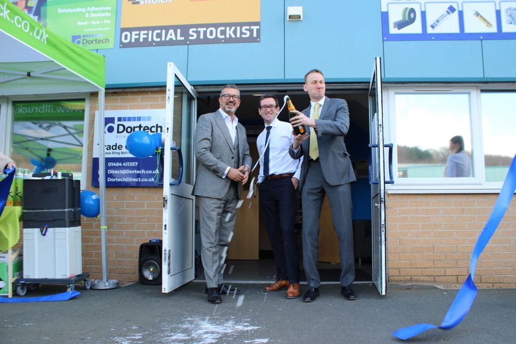 New distributor deal for Dortech prompts trade counter launch